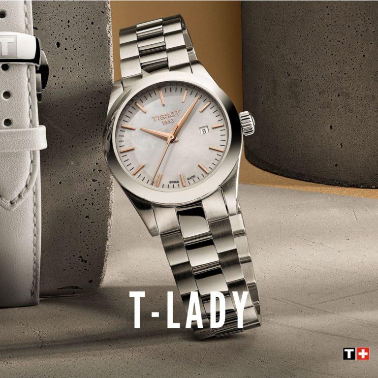 TISSOT T-LADY