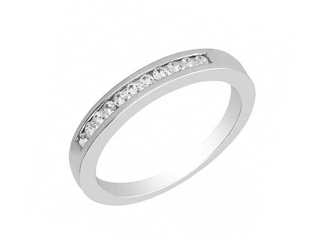 Media alianza de brillantes-diamantes-oro blanco- joyeria carlos guinot A00880133-2