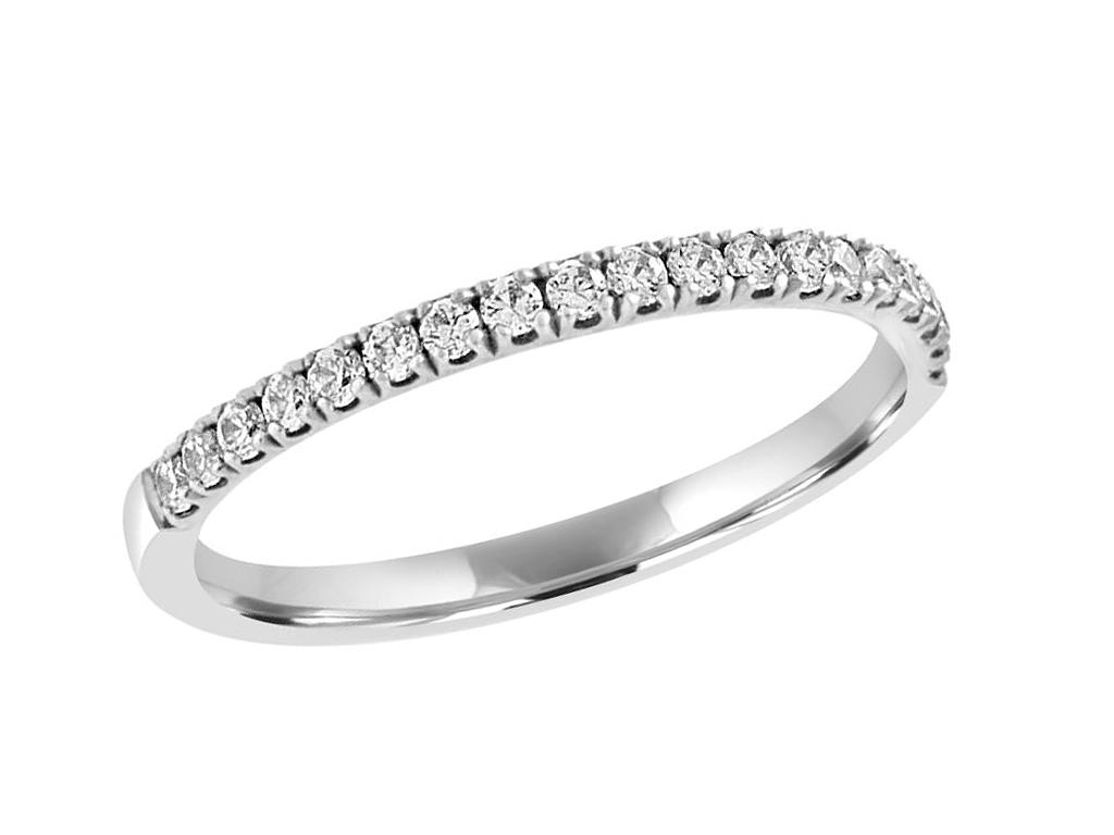 A01880043 Media alianza diamantes brillantes joyeria carlos guinot