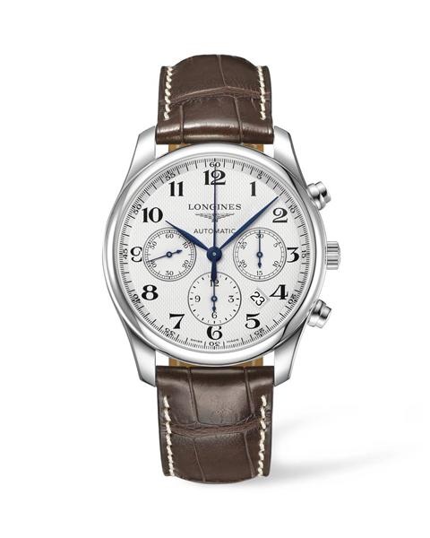 Longines master chronograph L2.759.4.78.3 joyeria guinot