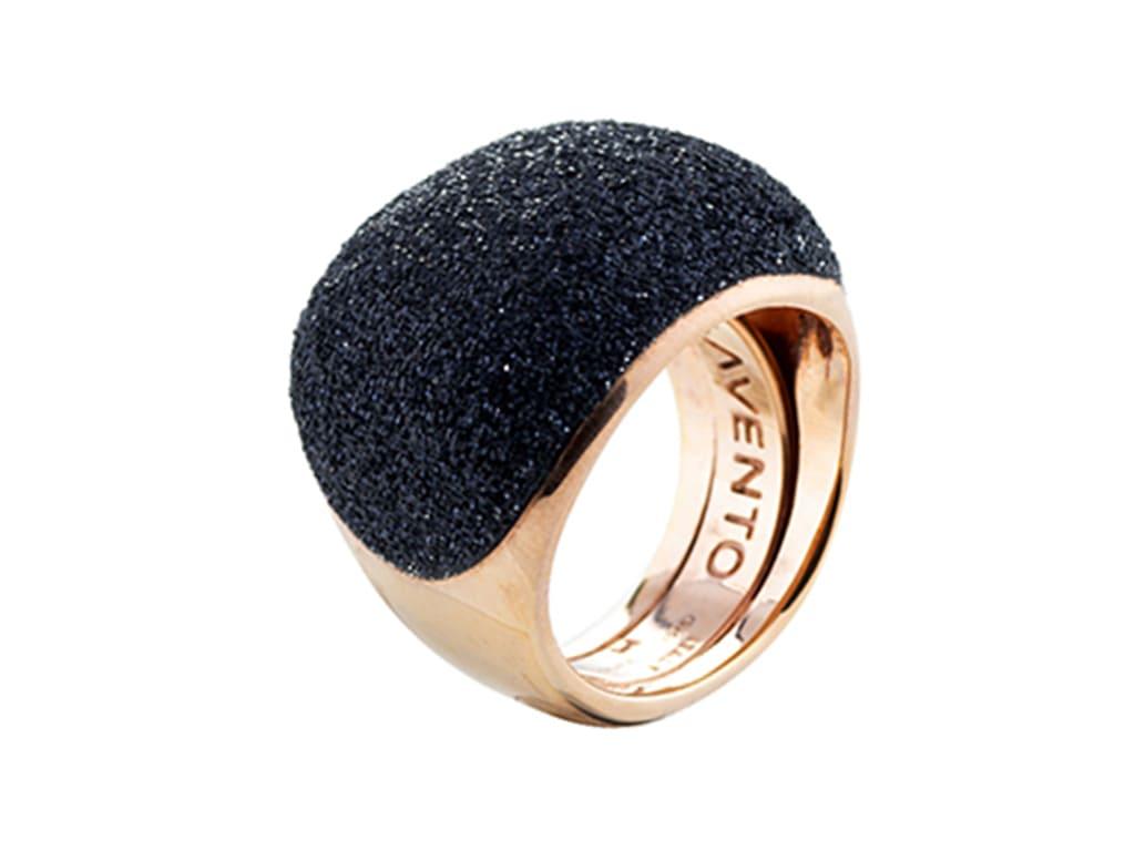 anillo pesavento plata joyeria carlos guinot WPLVA116