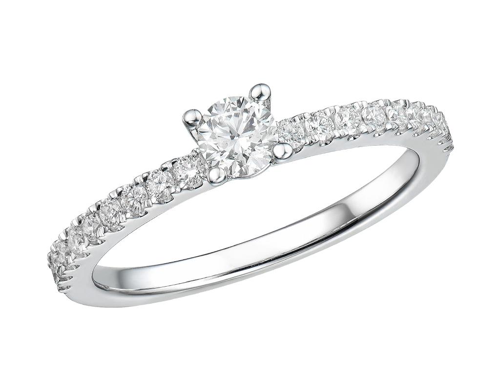 Media alianzaz oro blanco y diamantes a01910080