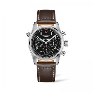 reloj-longines-spirit-42mm-l38204530 joyeria guinot